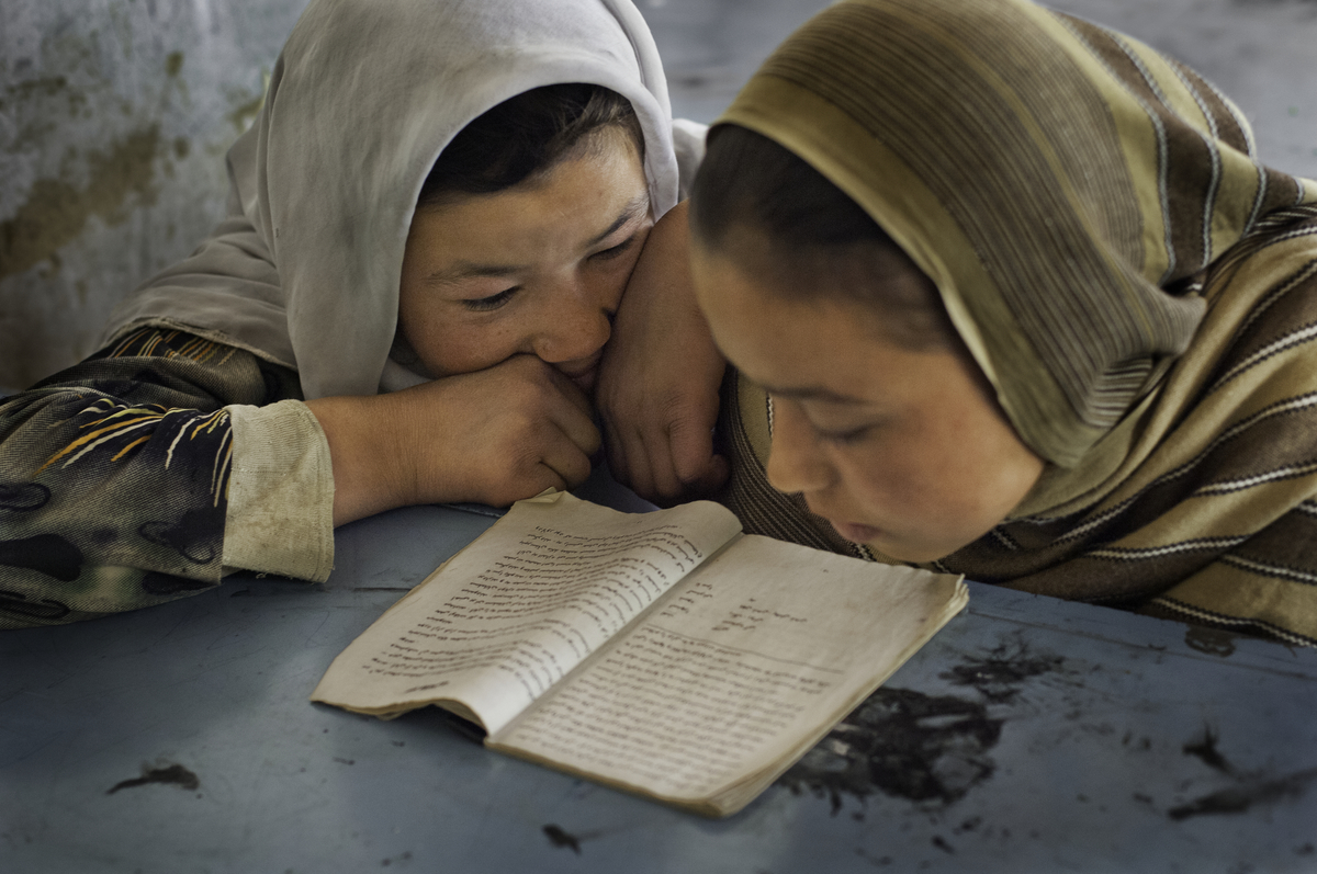 Faces of Afghanistan