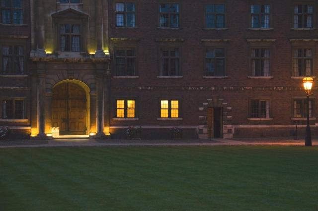 """""""Cambridge St. Catherine's College"""""""