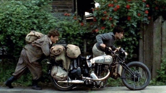 """""""Motorcycle Diaries"""""""