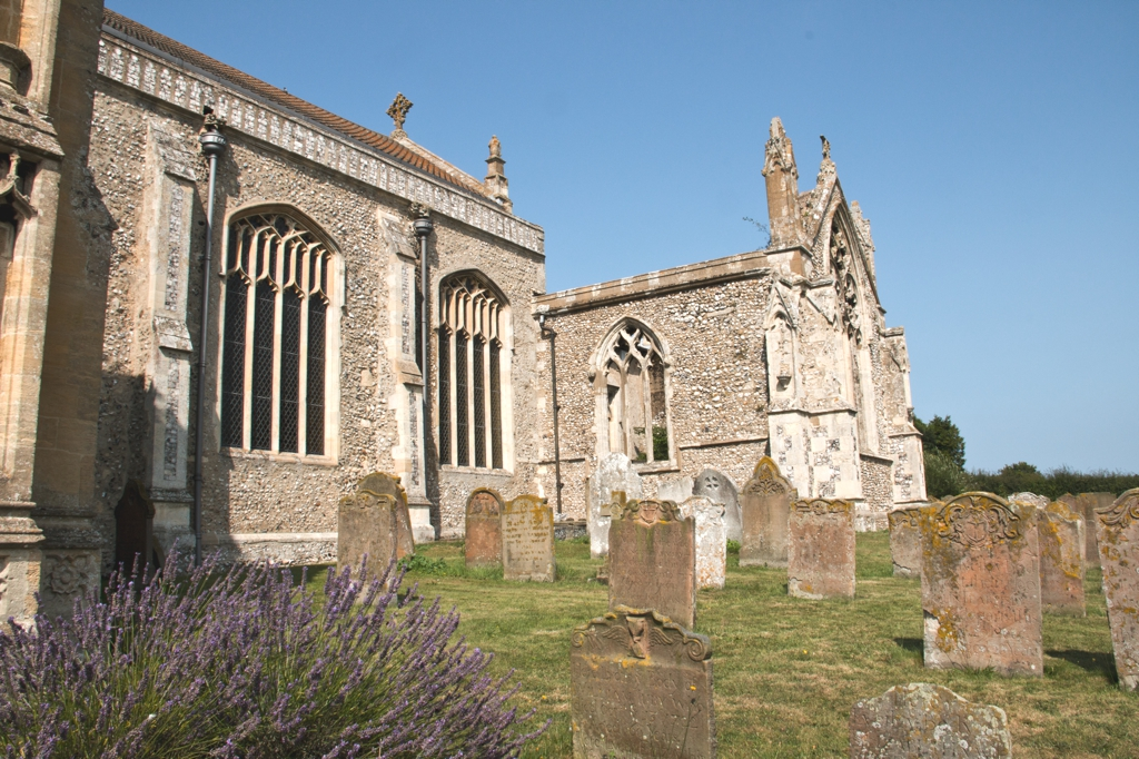 Cley next the Sea - St. Margaret's Church