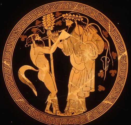 """""""Dionysos Satyr Aulos"""""""