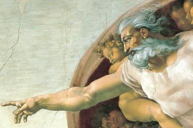 """Michelangelo - Sixtinische Kapelle"""