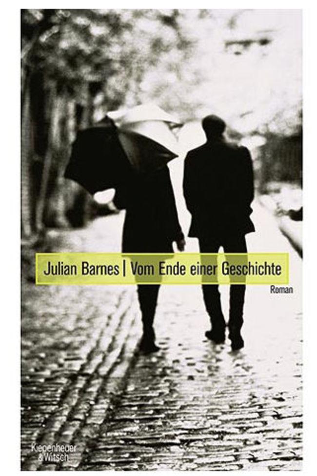 """""""Julian Barnes - Vom Ende einer Geschichte"""""""