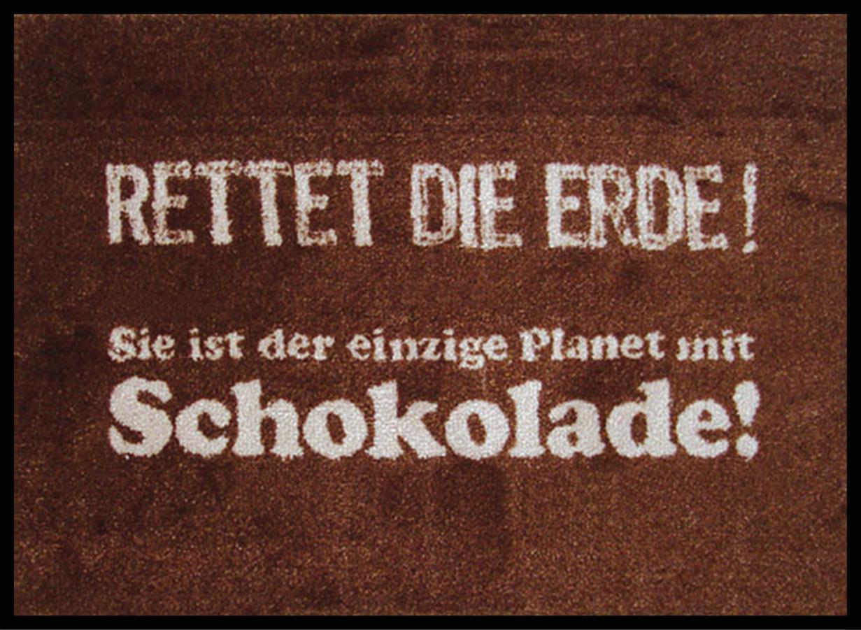 Frau Schneefeld und Herr Hund – Schokoladefetzt