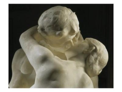 """""""Auguste Rodin - Der Kuss"""""""