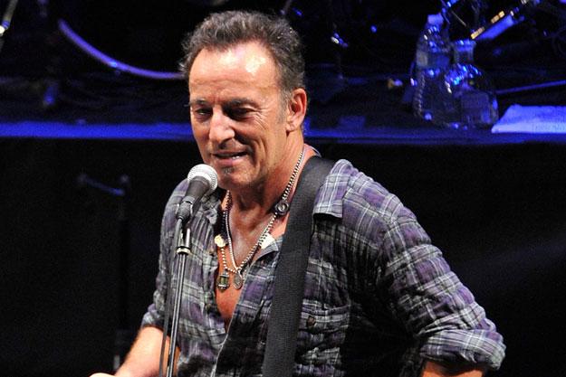 Bruce Springsteen und dieLarmoyanz