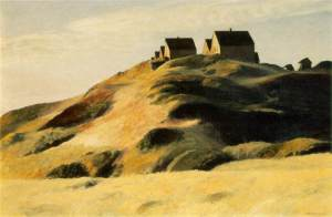 Edward Hopper - Corn-Hill