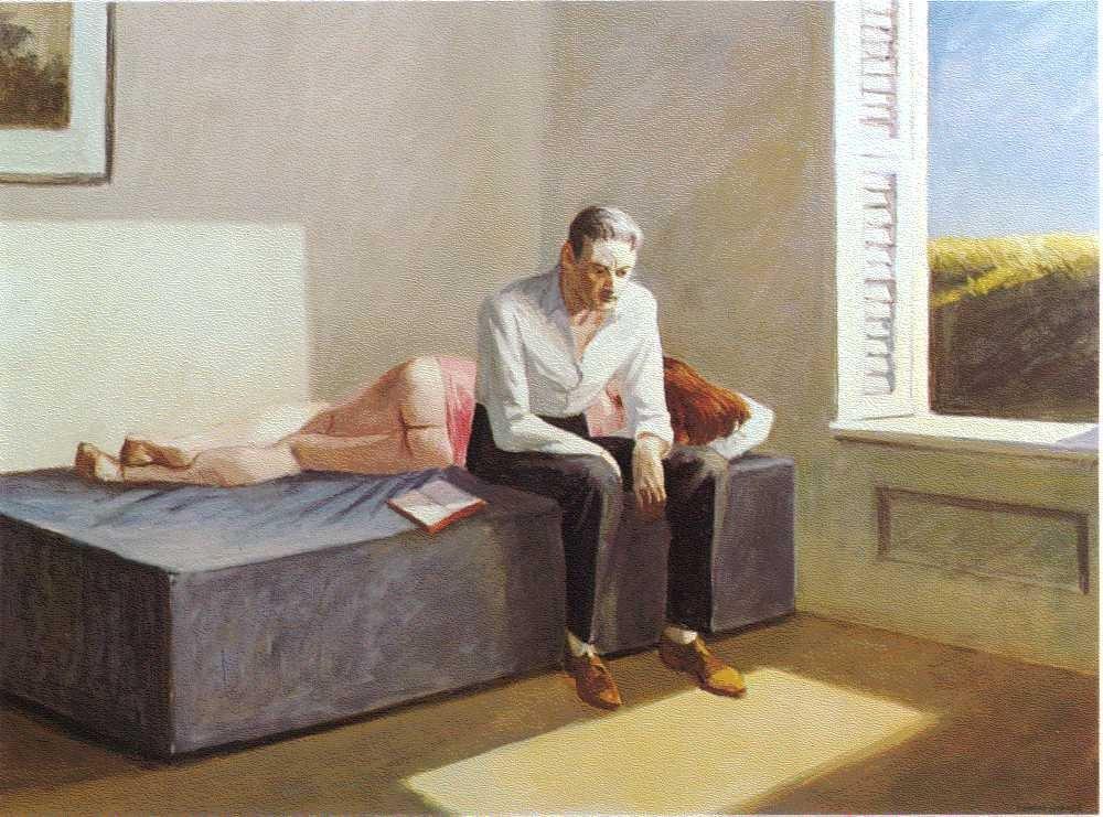 Edward Hopper - Excursion-into-philosophy