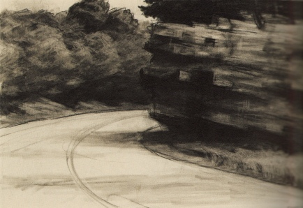 Edward Hopper - Road and Rocks