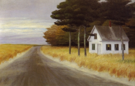 Edward Hopper - Solitude