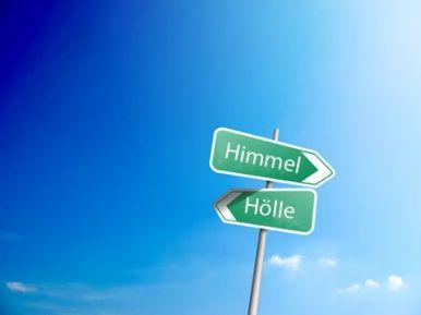 """""""Himmel und Hölle"""""""