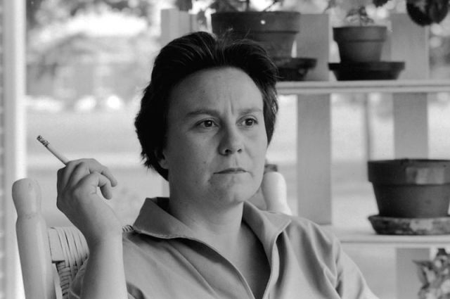 """Harper Lee"""