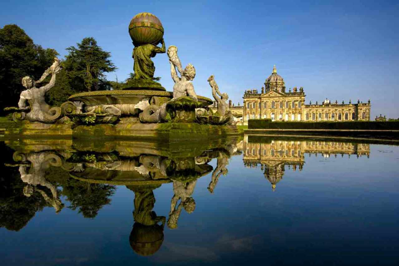 Yorkshire – Castle Howard