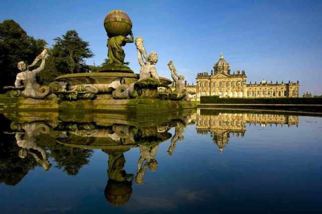 """Yorkshire Castle Howard"""
