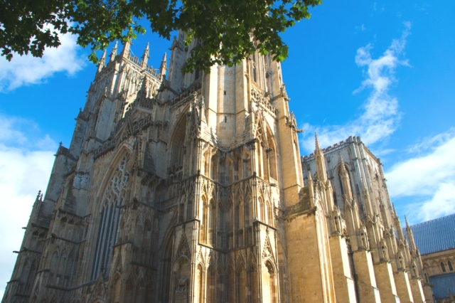 """York - Minster"""