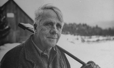 """Robert Frost"""