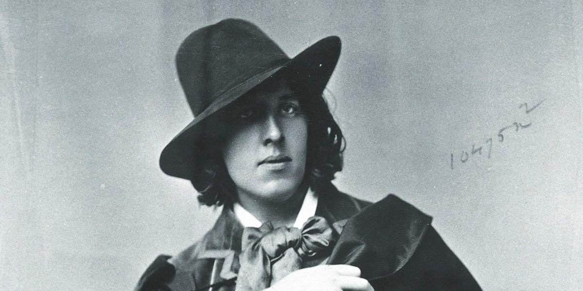 Einige Anekdoten zu Oscar Wilde in Magdalen CollegeOxford