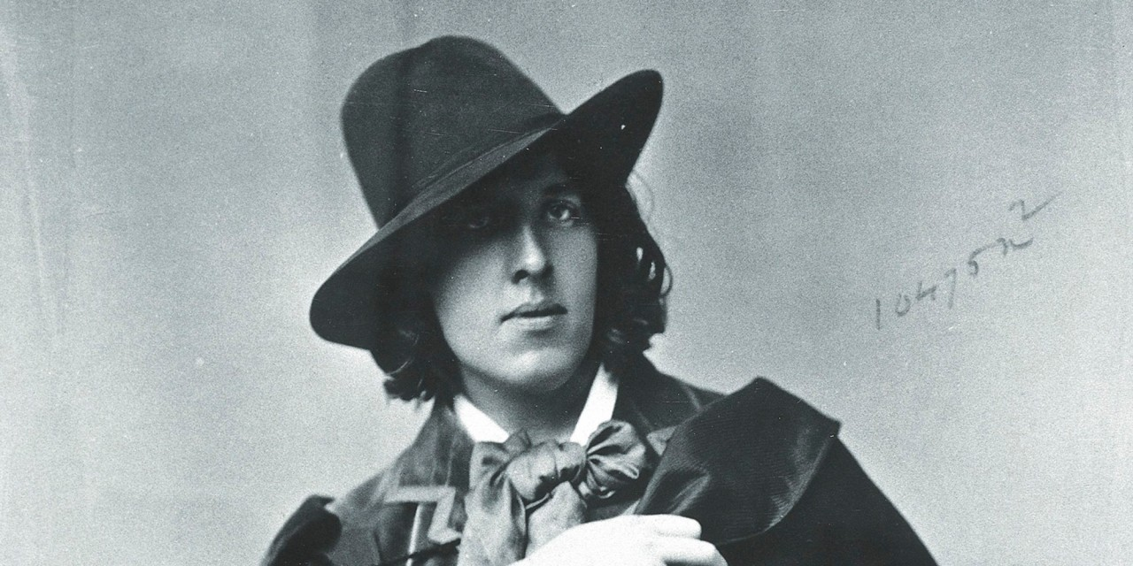 Einige Anekdoten zu Oscar Wilde in Magdalen College Oxford