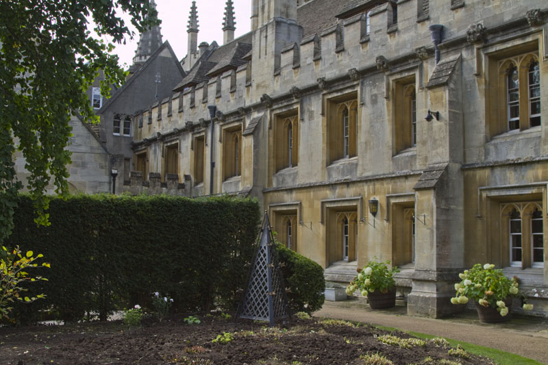 Magdalen College Oxford