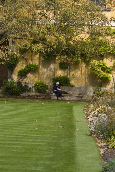 Magdalen College Oxford