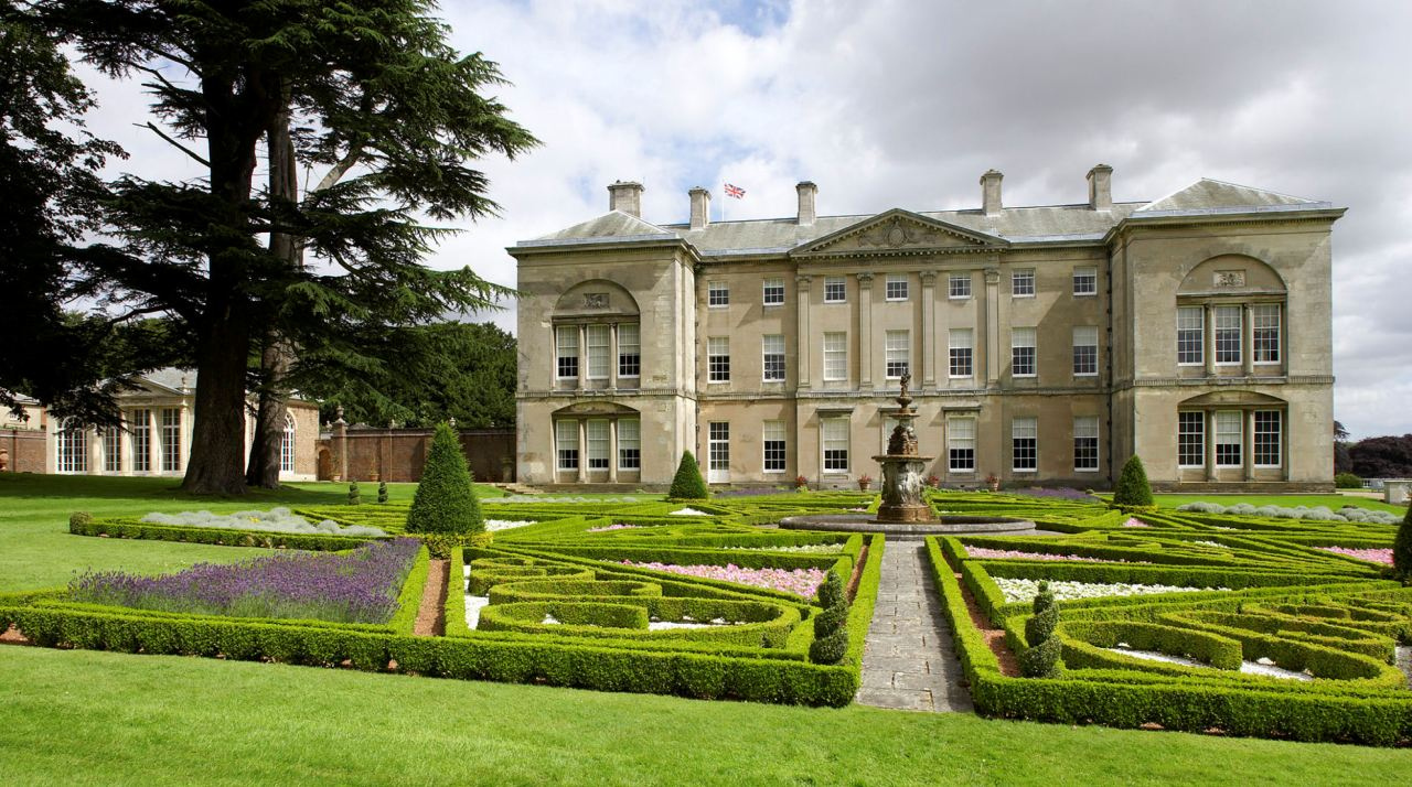 Yorkshire – Sledmere House