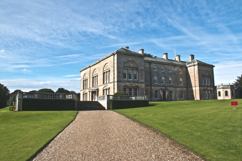 Yorkshire - Sledmere House_15