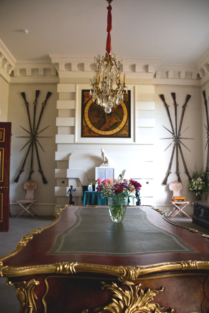 Yorkshire - Sledmere House_24