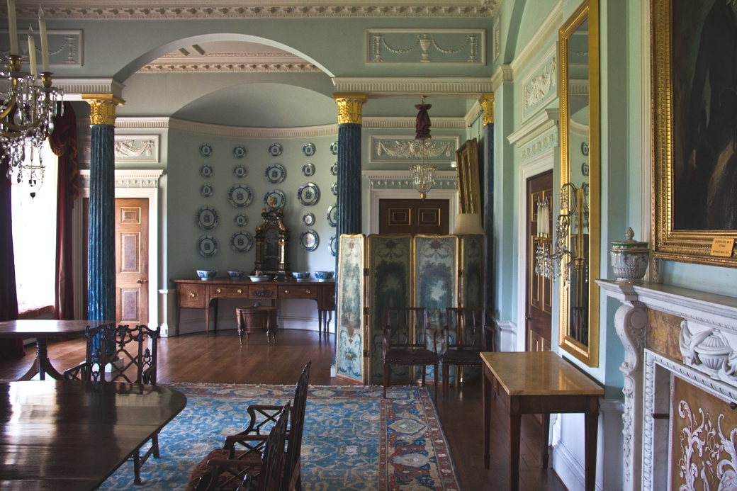 Yorkshire - Sledmere House_26
