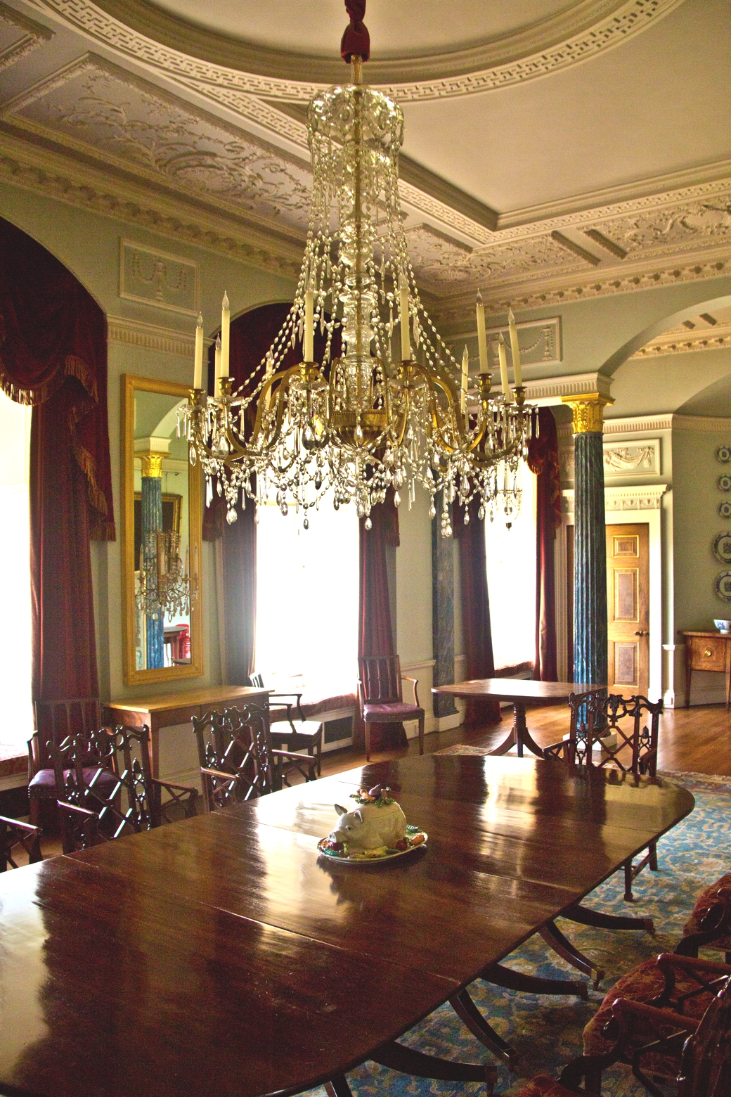 Yorkshire - Sledmere House