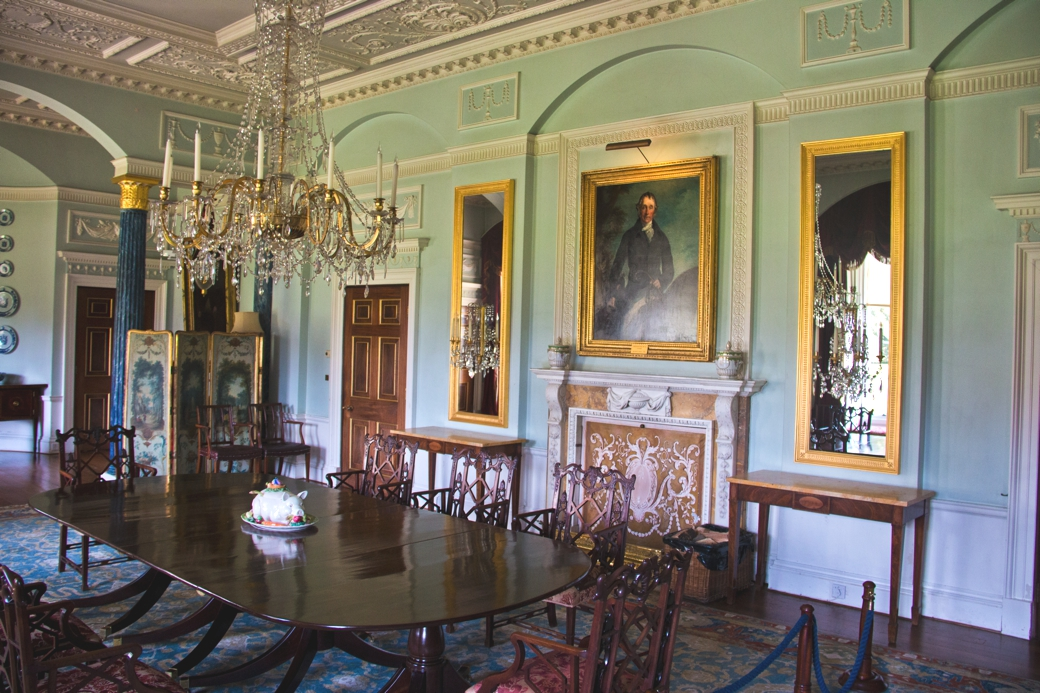 Yorkshire - Sledmere House_28