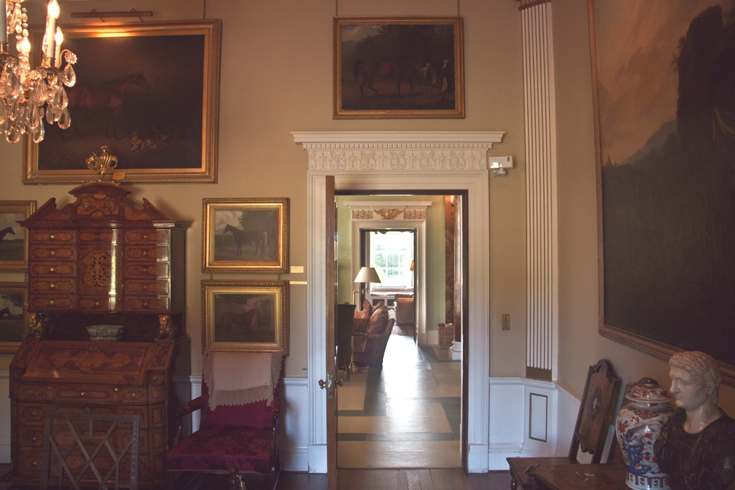 Yorkshire - Sledmere House_36