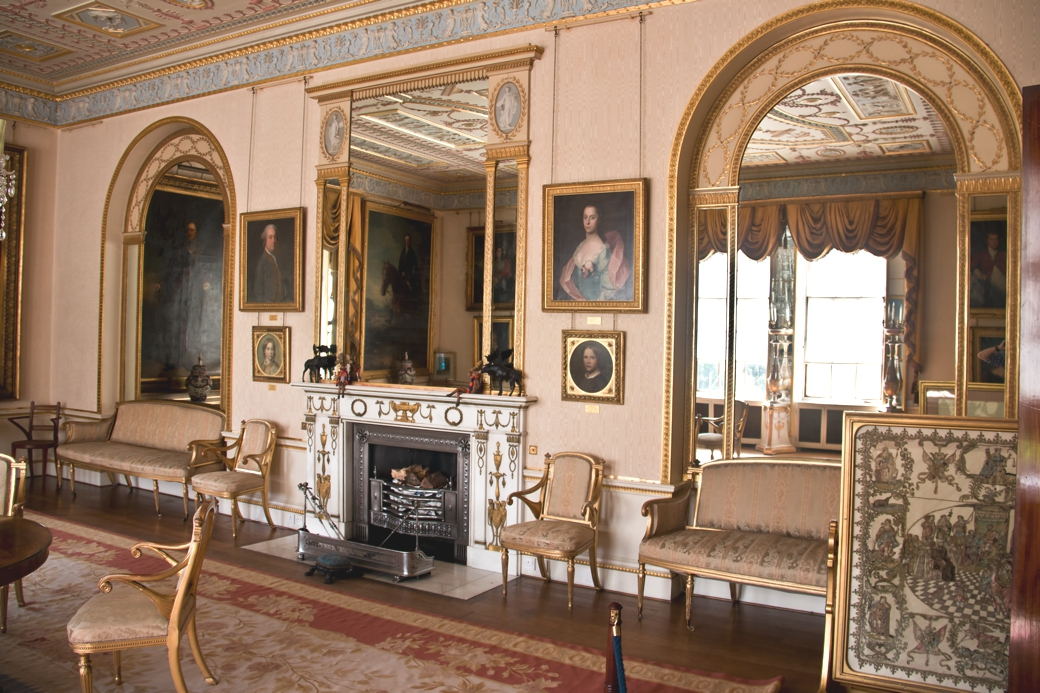 Yorkshire - Sledmere House_46