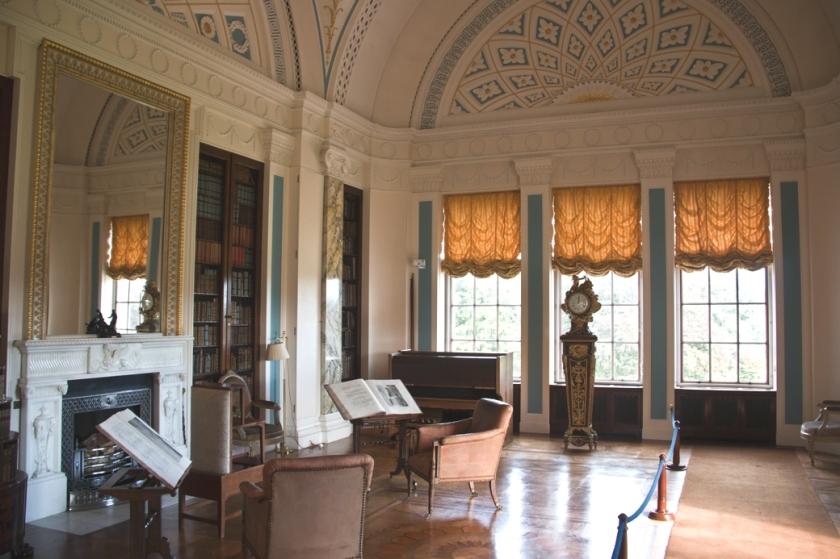 Yorkshire - Sledmere House_57