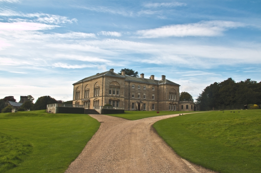 Yorkshire - Sledmere House_85