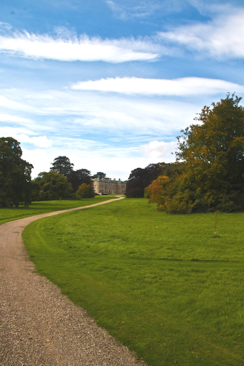 Yorkshire - Sledmere House_87