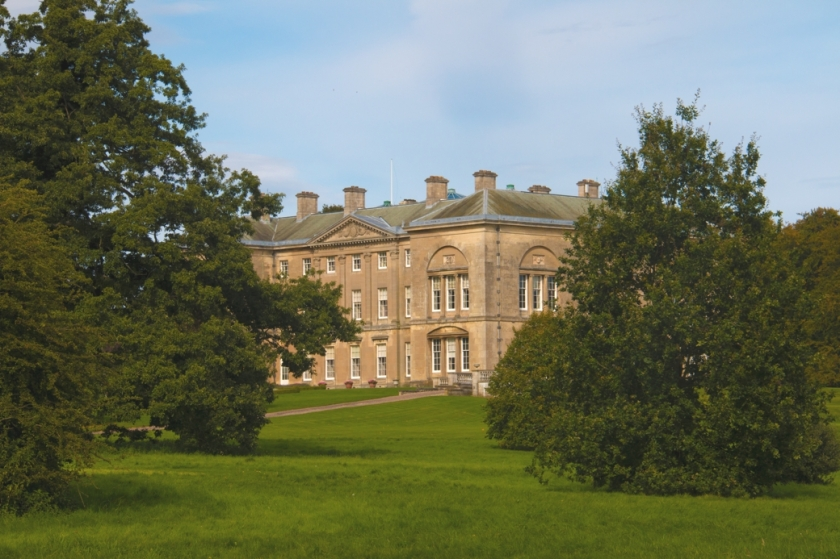 Yorkshire - Sledmere House_95
