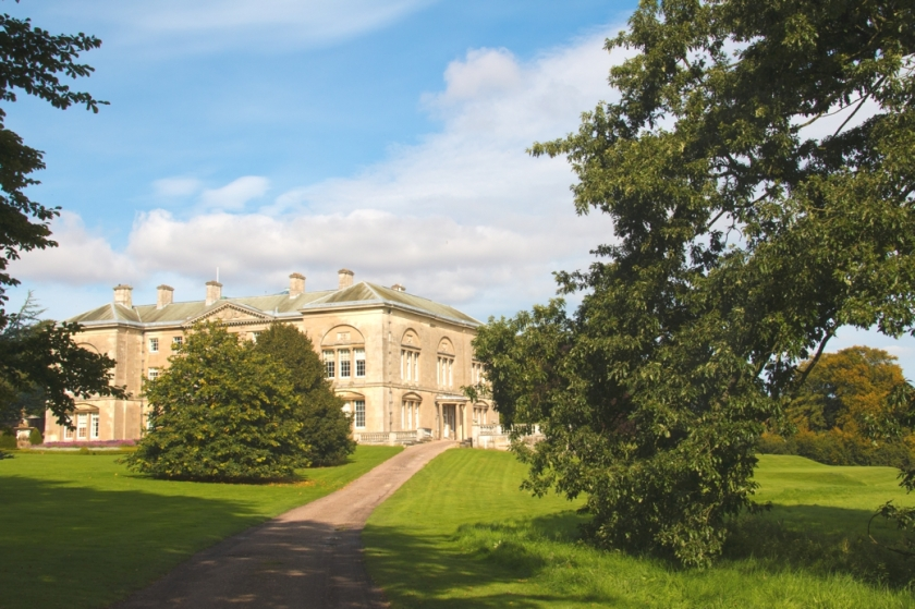 Yorkshire - Sledmere House_97