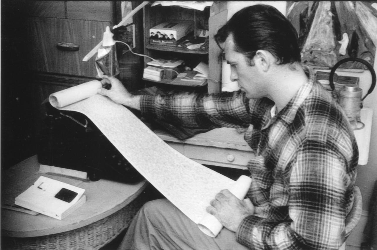 Letzte Sätze 14 – Jack Kerouac – On the Road(Unterwegs)