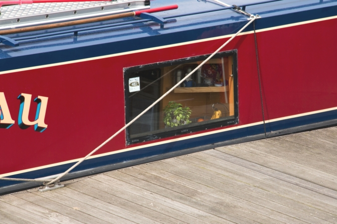 """Norfolk Broad Boat"""