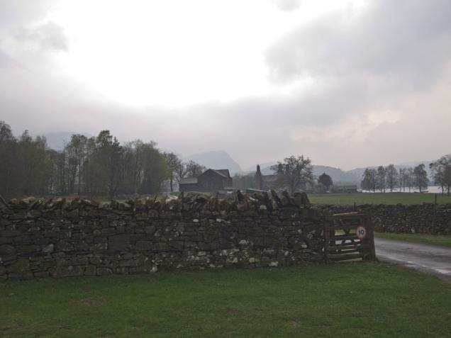 Lake District - rainy days