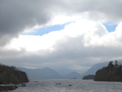 """Lake District Derwentwater"""