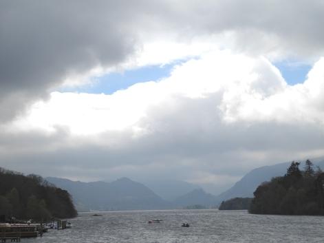 """""""Lake District Derwentwater"""""""
