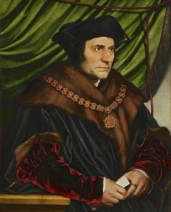 Thomas Morus Gemälde von Hans Holbein
