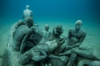 """The Raft of Lampedusa"""