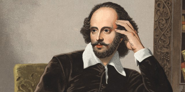 """William Shakespeare"""