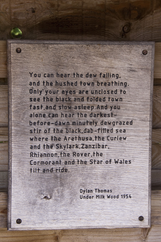 Wales Laugharne