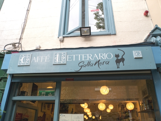 Bray- Ireland - Literary - Cafe 000