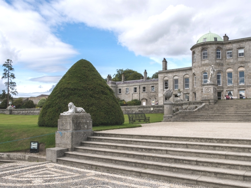 Powerscourt Estate and Gardens - Ireland