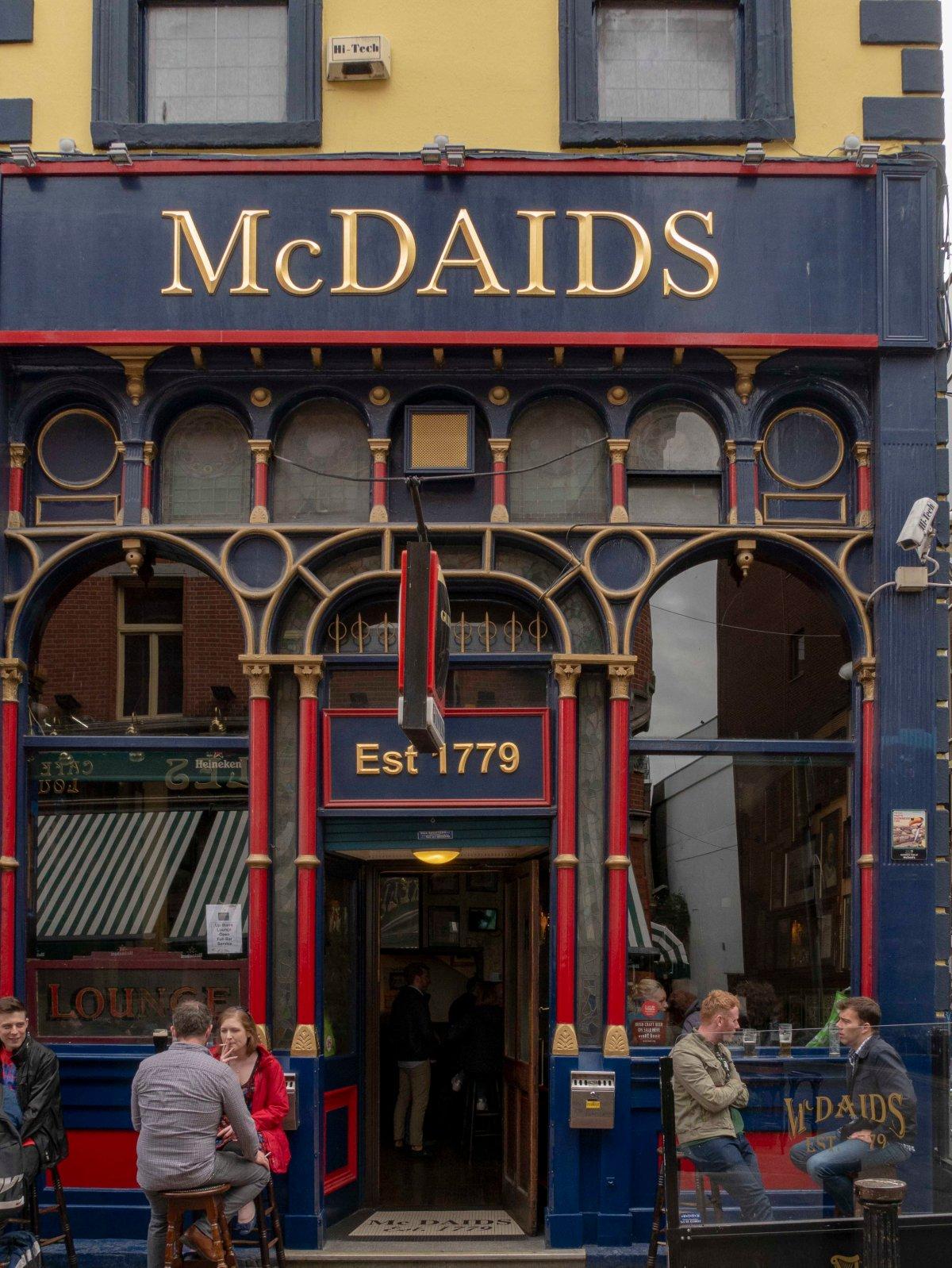 Irland – Pubs –Zivilisation
