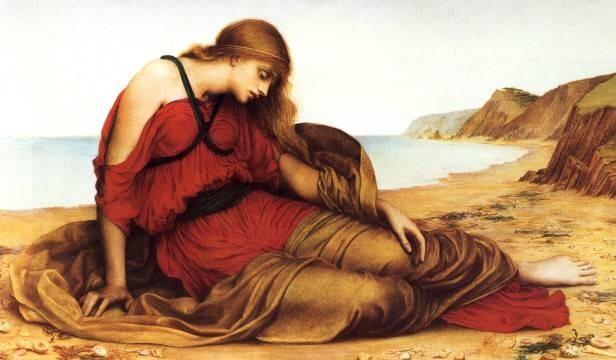 Die Sonne ist finster jetzt,Ariadne